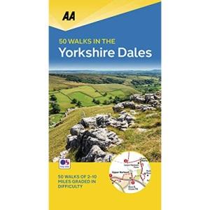 50 Walks in Yorkshire Dales (AA 50 Walks)