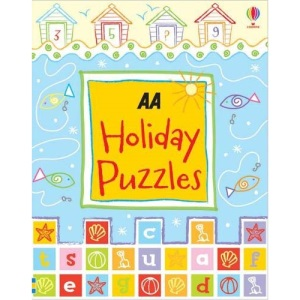 Holiday Puzzles (Activity Books)