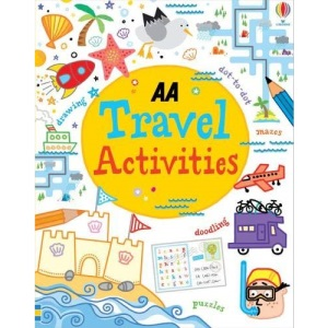 Travel Activities (Activity Books)