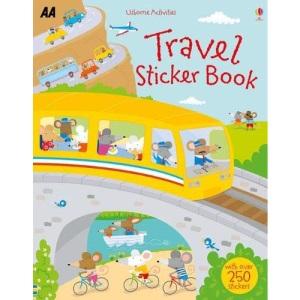 Travel Sticker Book (Activity Books)