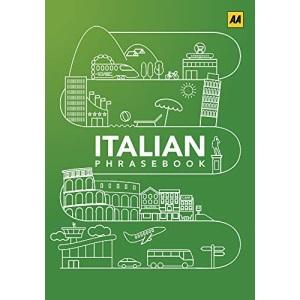 Phrasebook Italian (AA Phrasebooks)