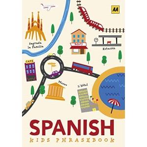 Kids Phrasebook Spanish