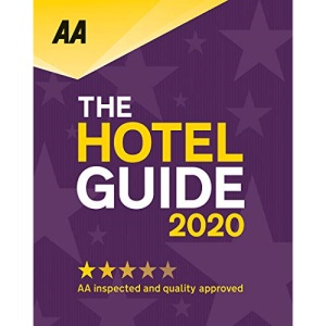 AA Hotel Guide 2020 (AA Lifestyle Guides)