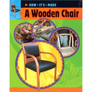 Wooden Chair (How It's Made)