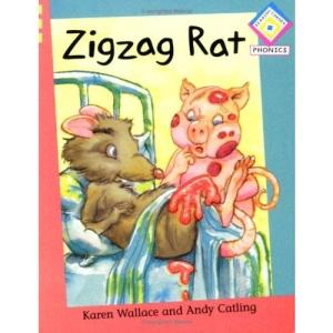 Zigzag Rat (Reading Corner Phonics - Level 3)