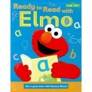 Sesame Street: Ready to Read with Elmo (Sesame Street workbook)