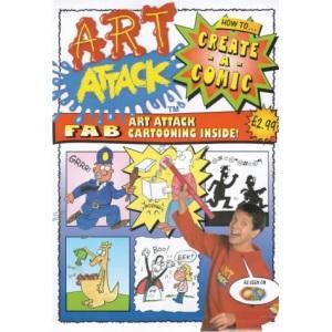 Art Attack Create-a-comic (Art Attack S.)