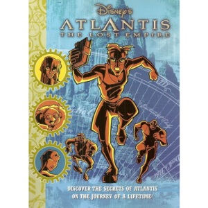 Atlantis: The Lost Empires (Disney Album) (My World)