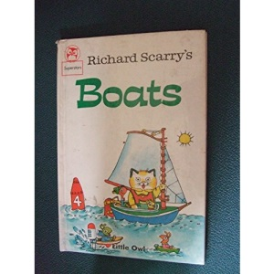 Richard Scarry's Boats