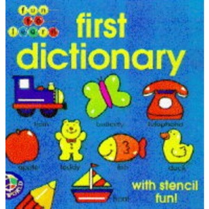 Dictionary Stencils (Fun to Learn S.)