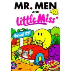Mr. Men and Little Miss Annual 1997