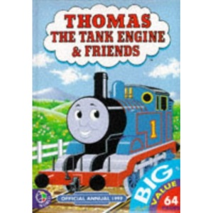Thomas the Tank Engine and Friends - Annual 1999