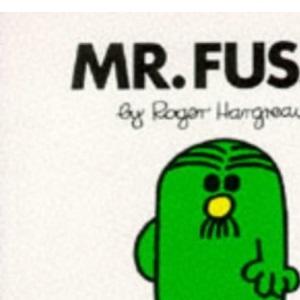 Mr. Fussy (Mr. Men)