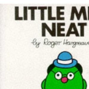 Little Miss Neat (Little Miss Library)