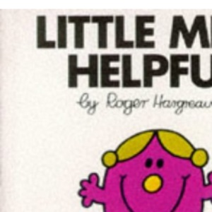 Little Miss Helpful: No. 8 (Little Miss Library)