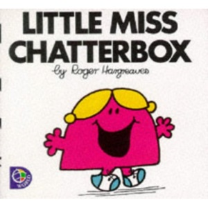 Little Miss Chatterbox (Little Miss Library)