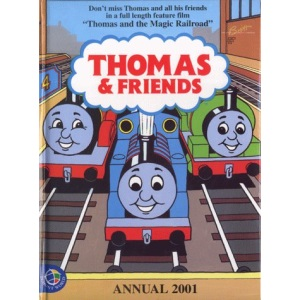 Thomas and Friends Annual 2001