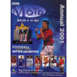 B.B.C. Match of the Day Annual 2001 (Annuals)