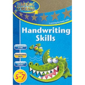 Handwriting Skills: Key Stage 1 (Learning Rewards)