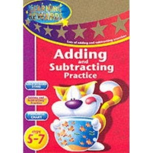 Adding and Subtracting Practice: Key Stage 1 (Learning Rewards)