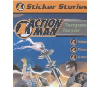 Action Man (Sticker Stories)