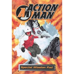 Action Man Special Mission Pad