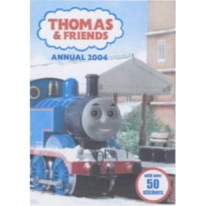 Thomas and Friends Annual 2004