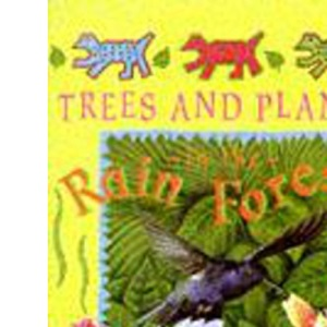 Trees and Plants In The Rain Forest (Deep in the Rain Forest)
