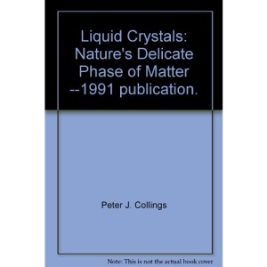 Liquid Crystals, Nature's Delicate Phase of Matter