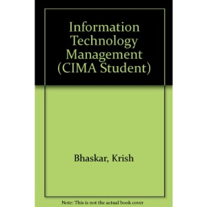 Information Technology Management (CIMA Student S.)