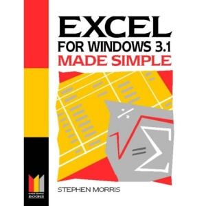Excel for Windows Made Simple (Made Simple Computer)