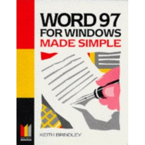 Word 97 for Windows Made Simple (Made Simple Books)