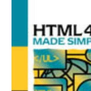 HTML 4.0 Made Simple (Made Simple Computer)