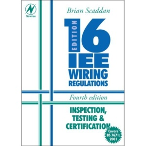 IEE Wiring Regulations (BS7671: 2001) (Newnes)