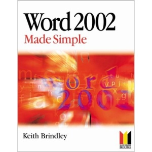 Word 2002 Made Simple (Made Simple Computer)