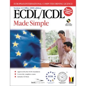 ECDL/ICDL 3.0 Made Simple (Office 2000 Edition, Revised) (Made Simple Computer S.)