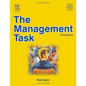 The   Management Task (CMI Open Learning Programme)
