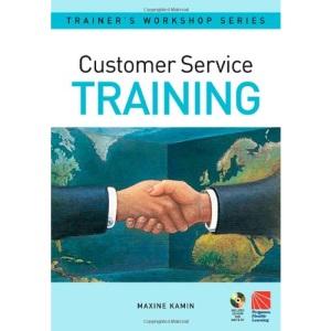 Customer Service Training (Pergamon Flexible Learning Trainer's Workshop Series)