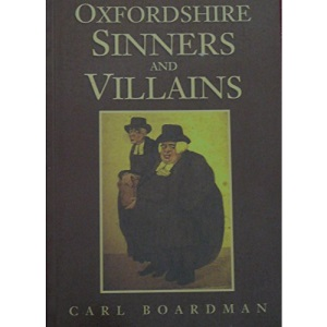 Oxfordshire Sinners and Villians