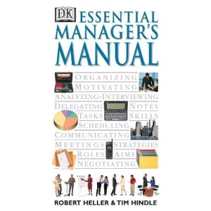 Essential Manager's Manual: v.1: Vol 1 (Essential Managers)