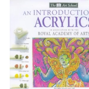 Introduction to Acrylics (Art School)