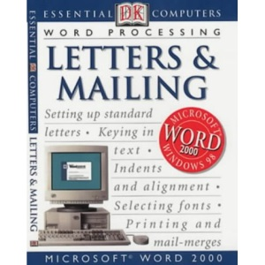 Letters and Mailing (Essential Computers)