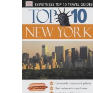New York (DK Eyewitness Top 10 Travel Guide)