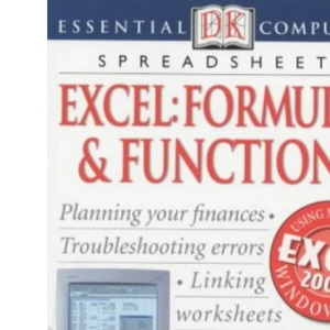Essential Computers: Excel Formulas & Functions