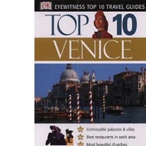 Venice (DK Eyewitness Top 10 Travel Guide)