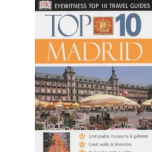 Madrid (DK Eyewitness Top 10 Travel Guide)