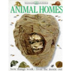 Inside Guide: Animal Homes Hb (Inside Guides)