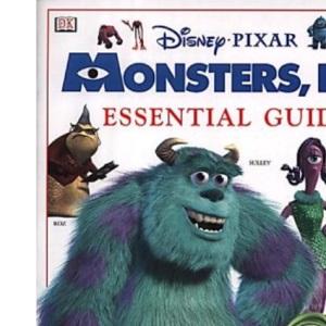 Monsters Inc:  The Essential Guide (Disney/Pixar)