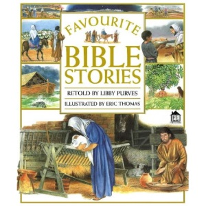 Favourite Bible Stories (Touch & Feel)