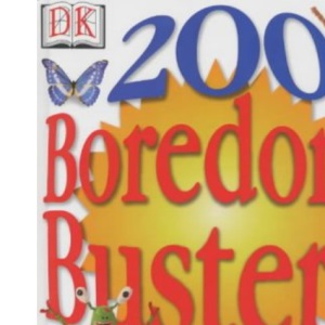 200 Boredom Busters! (Quick & Easy Activity Book)